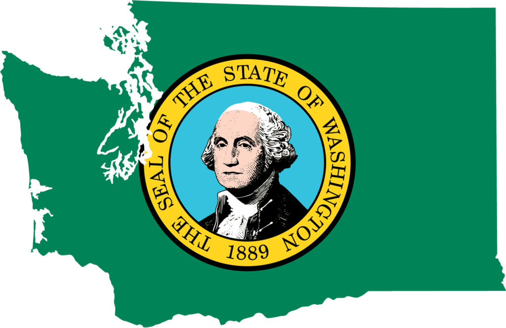 The Seal of the Great State of Washington