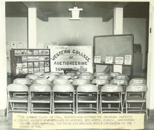 History of Western College of Auctioneering