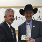 Merton Musser, 2015 State Champion Auctioneer
