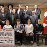 WCA's March 2015 graduates