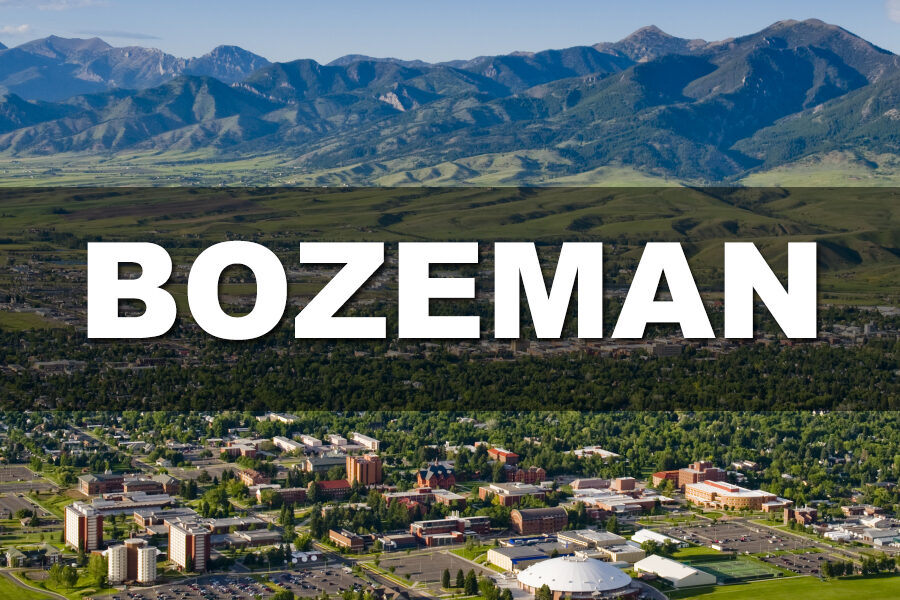 WCA moved to Bozeman, Montana