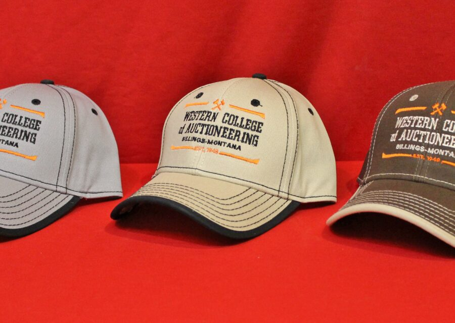 WCA HATS ARE IN!!